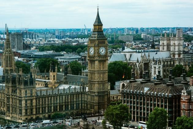 Королевский гвардеец встолице Англии нарушил обет из-за наглого туриста