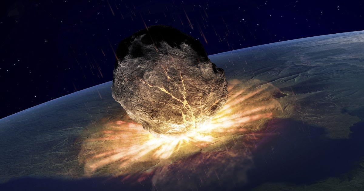 Ученые: После падения астероидов население Земли погибнет ответра