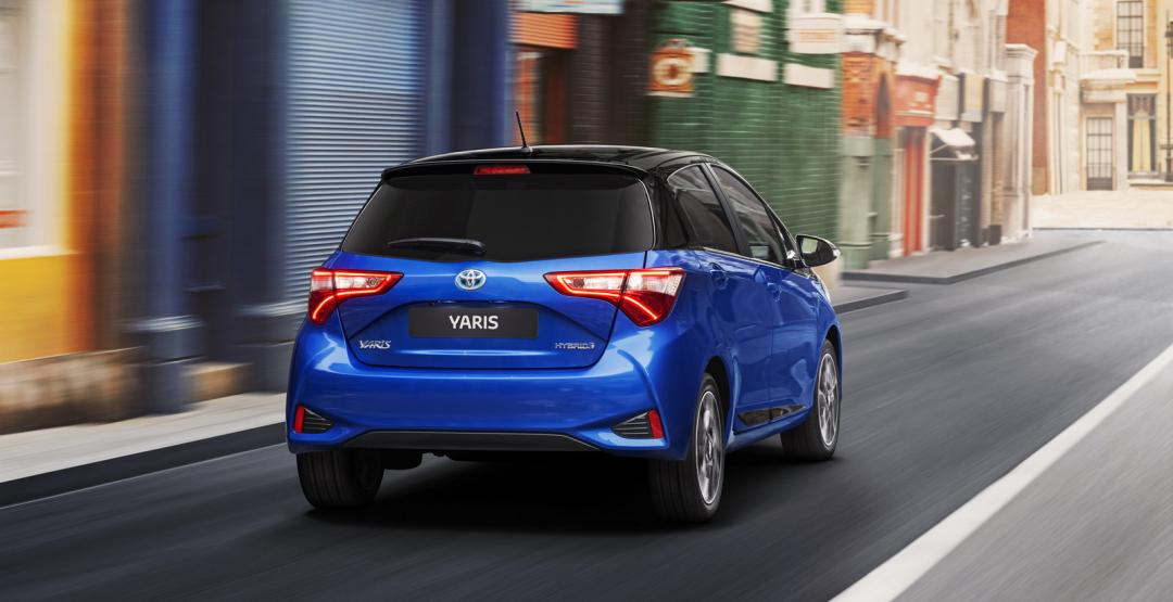 Объявлена стоимость рестайлингового Тойота Yaris для США