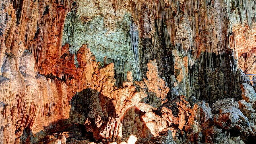 Пещера Гонг