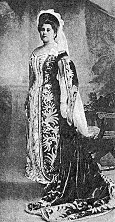 Фрейлина Анна Вырубова