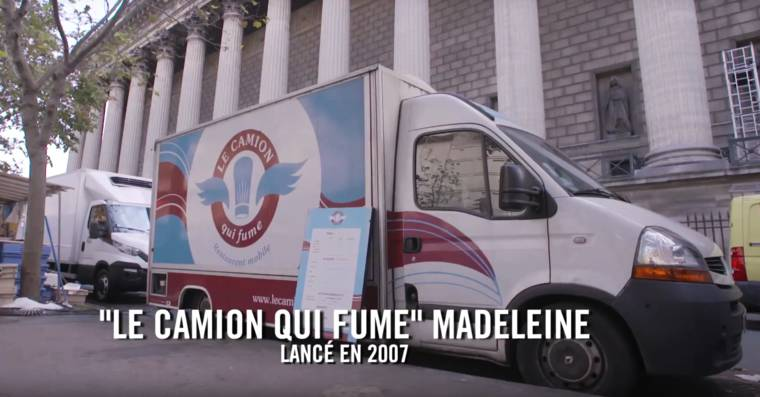 Meet Kristin Frederick, creator of the French foodtruck Le camion qui Fume