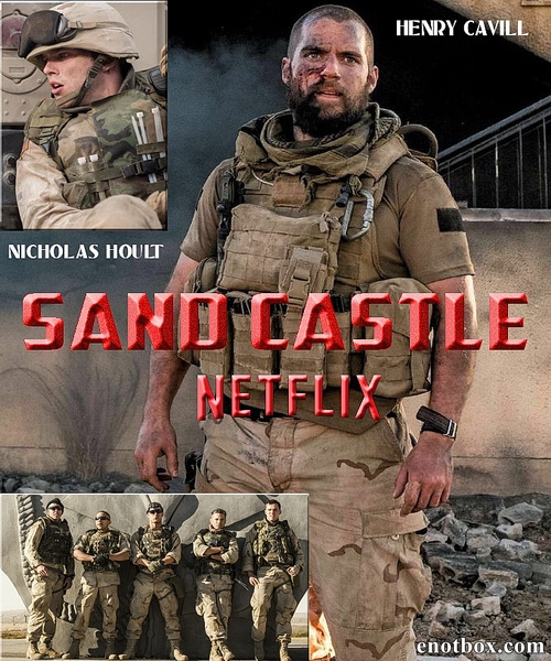 Замок из песка / Sand Castle (2017/WEB-DL/WEB-DLRip)