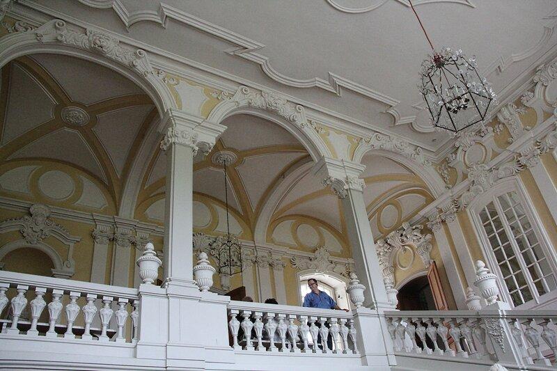Рундальский замок. Латвия