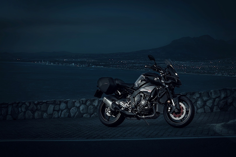Новый мотоцикл Yamaha  MT-10 Tourer Edition 2017
