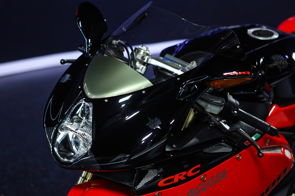 Спортбайк MV Agusta F4 1000 Mamba #29