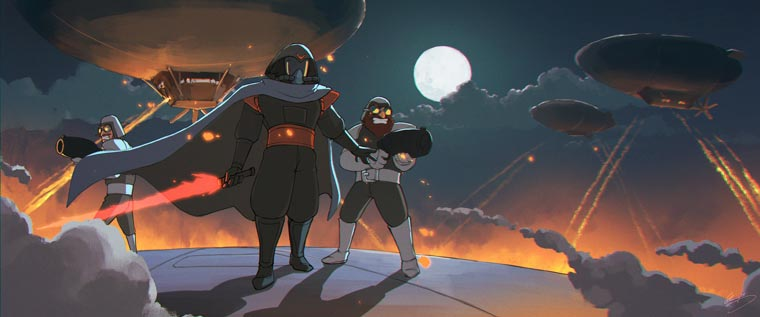 Star Wars x Ghibli Studio - If Hayao Miyazaki had directed Star Wars movies