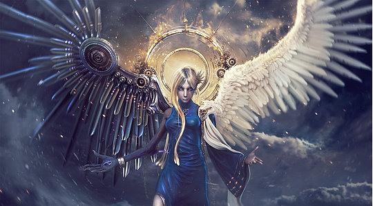 Digital Art by Wen-JR