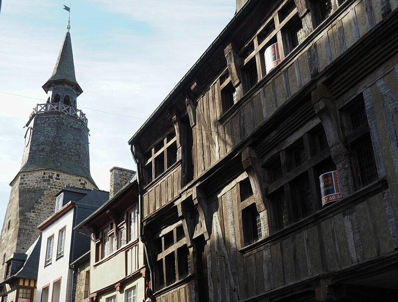 Франция, Динан (France, Dinan)