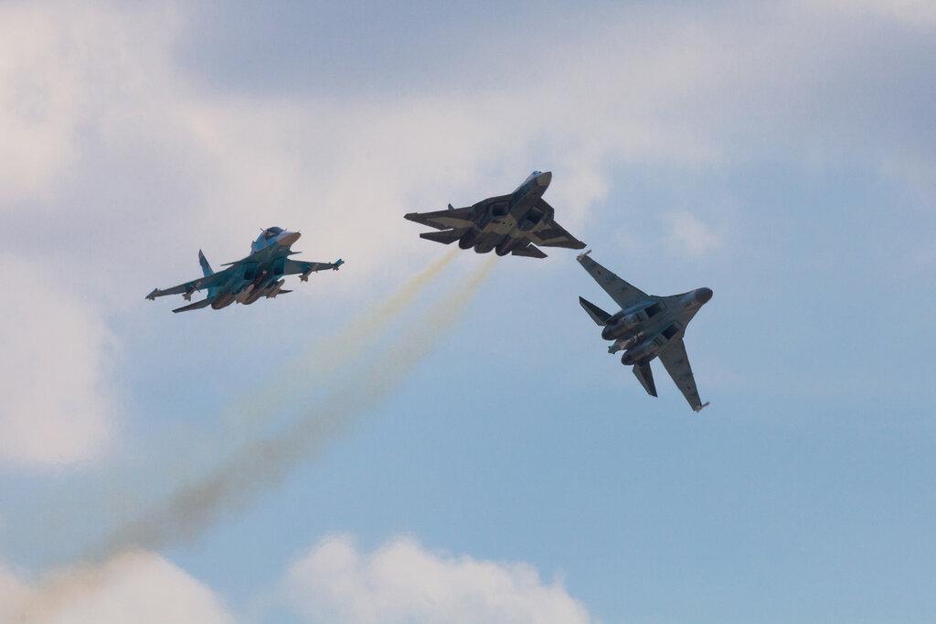 Су-34, Т-50, Су-35, роспуск
