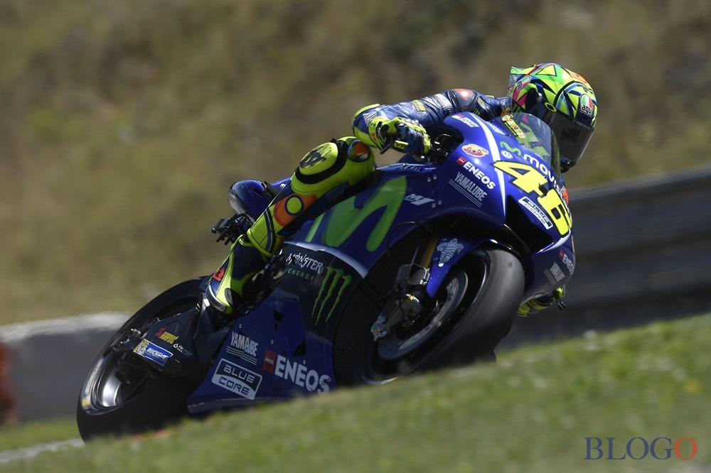 Yamaha на Гран При Брно 2017