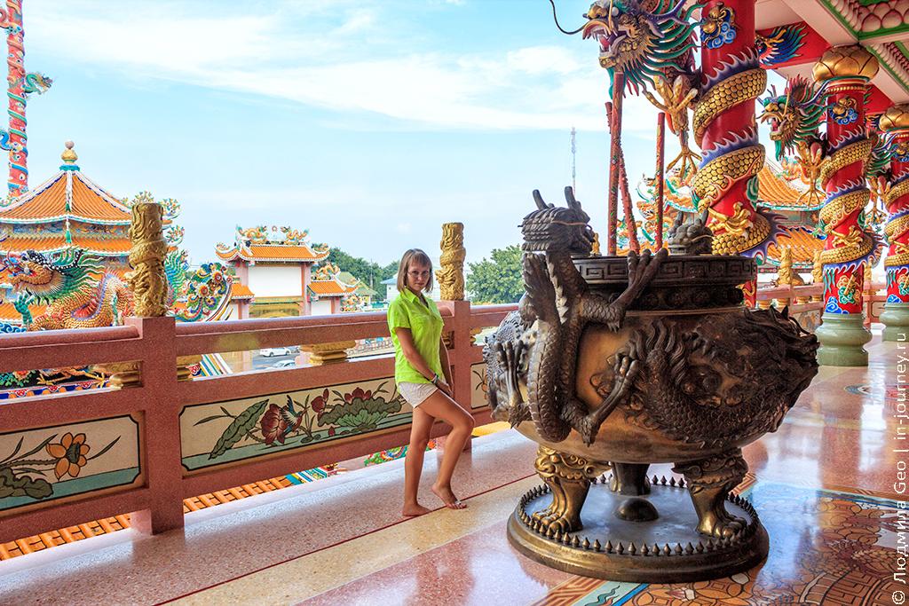 храм ang sila thailand pattaya