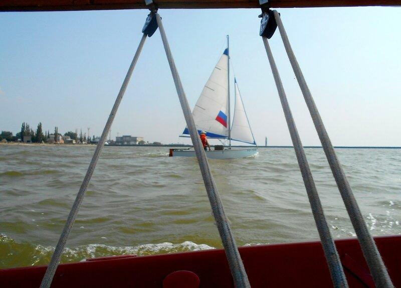 На яхте, в день летний, праздничный ... DSCN7686.JPG