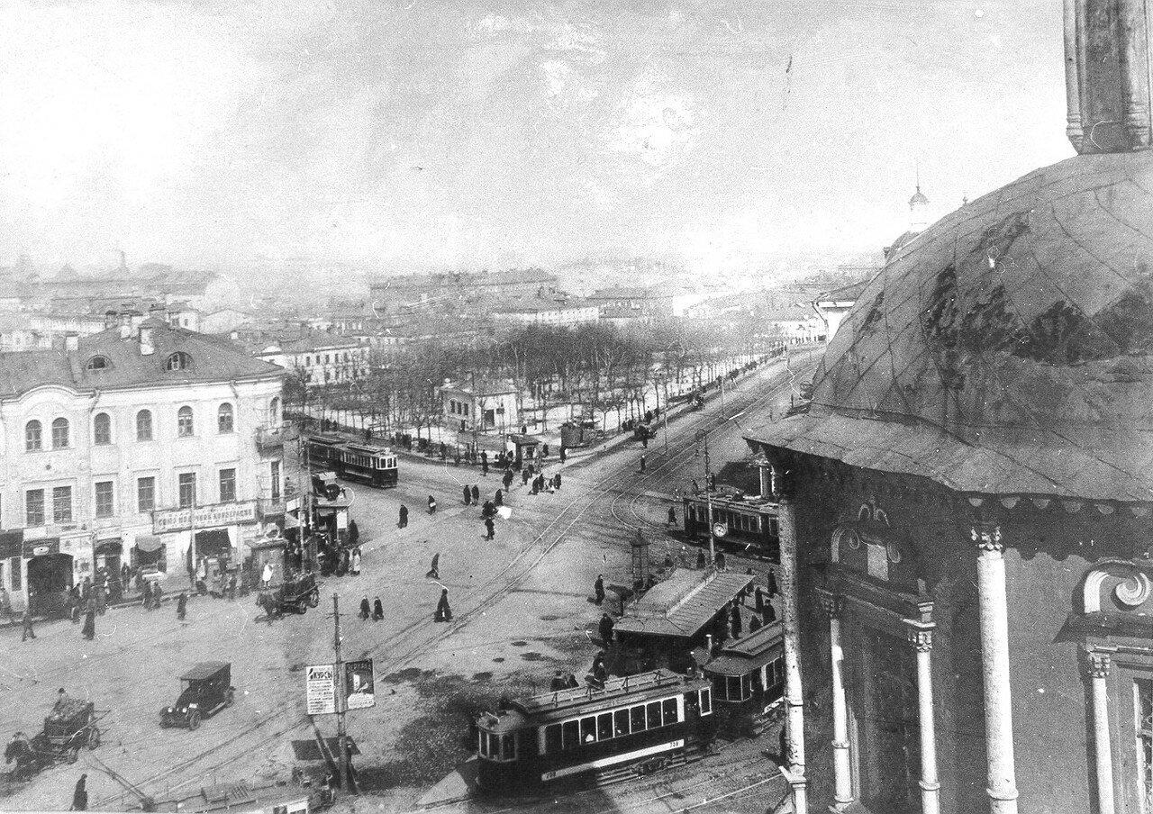 61472 Площадь Красных ворот 1928.jpg