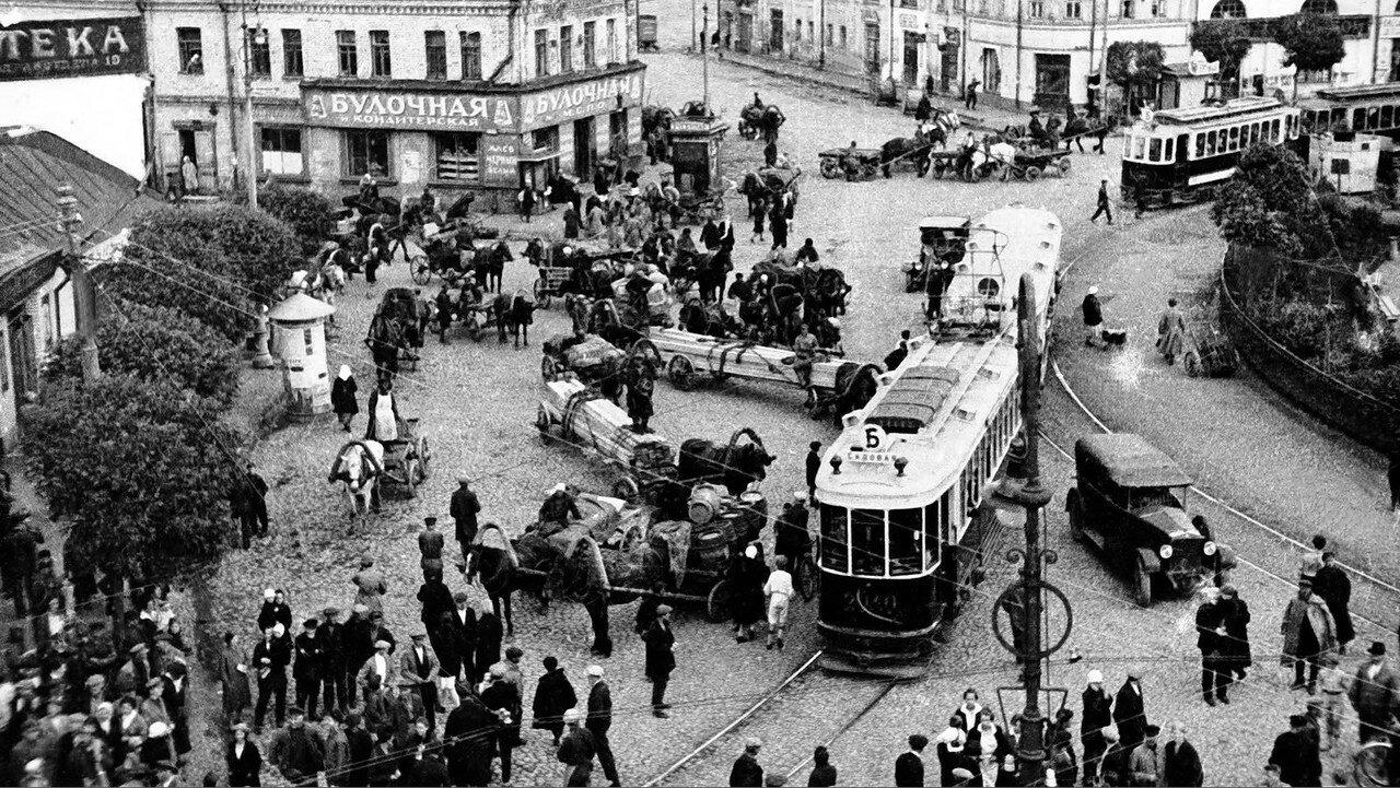 527891 Калужская площадь 1929.jpg