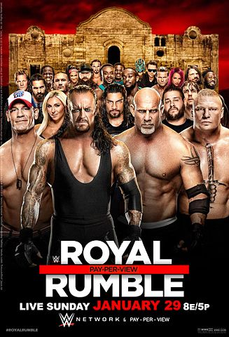 Post image of Royal Rumble 2017