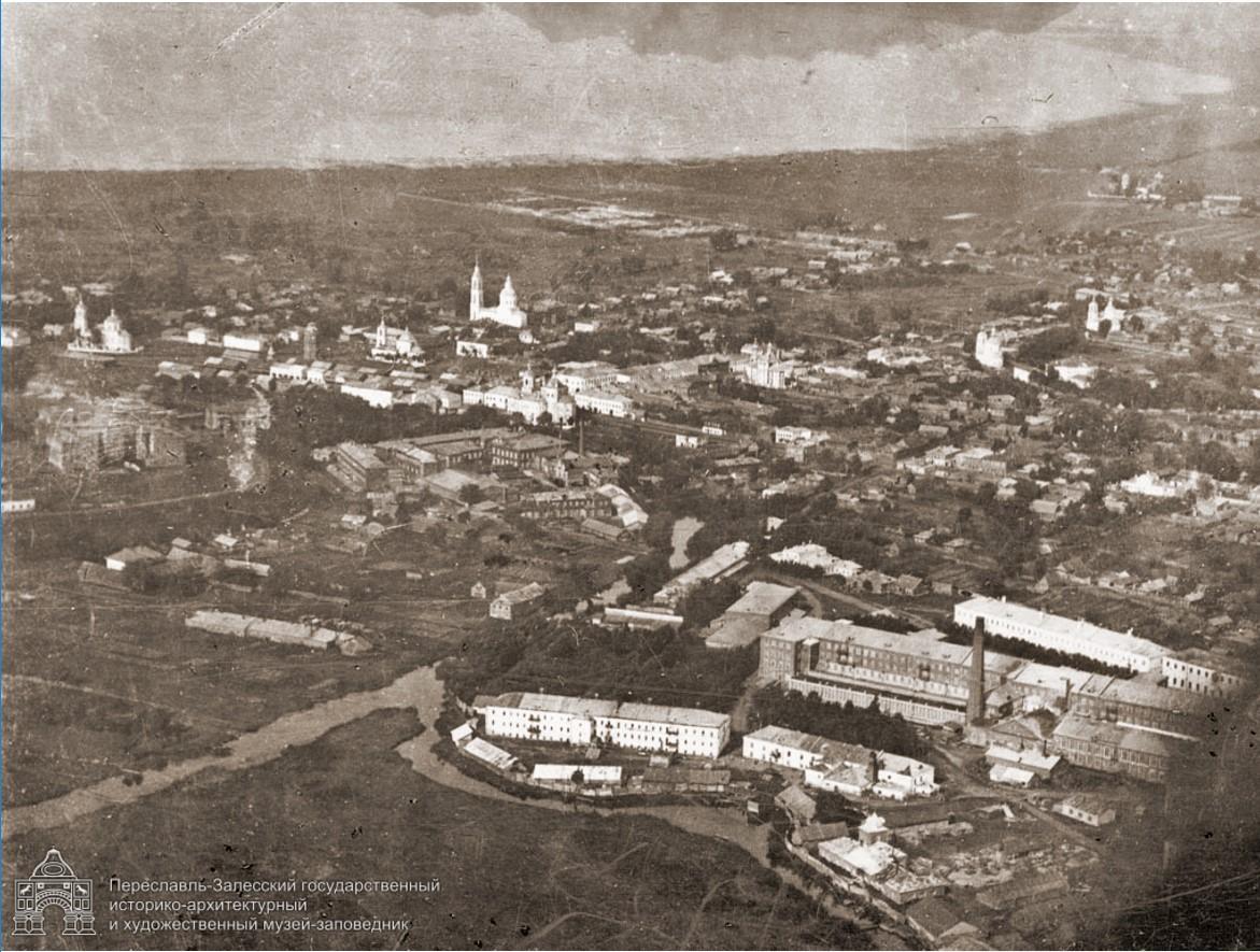Центр города с воздуха