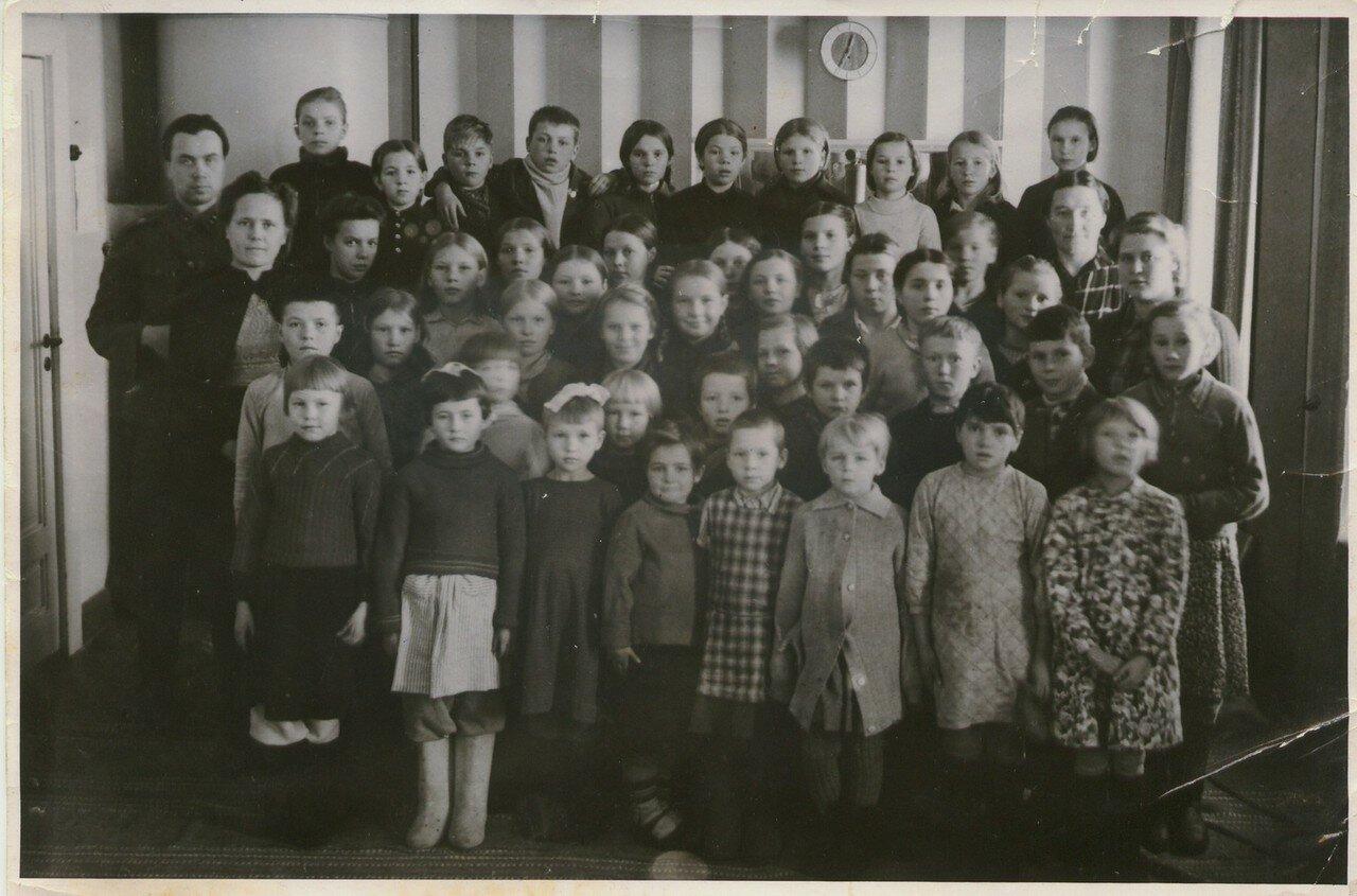 Во время войны финны возили детей в Петрозаводск