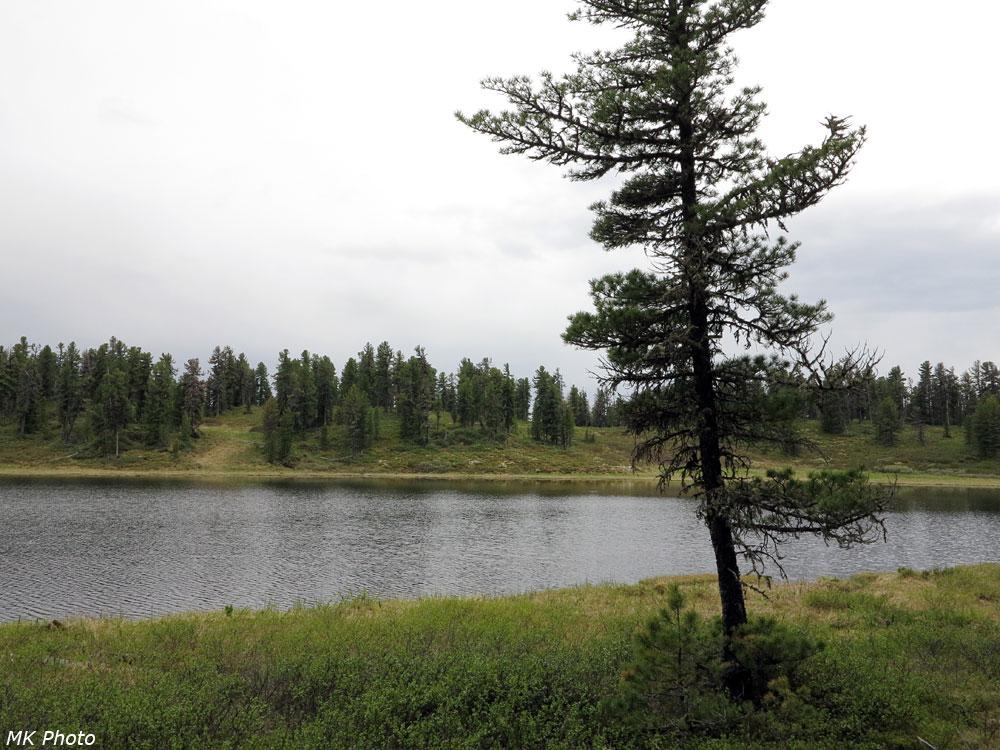 Озеро Хелик