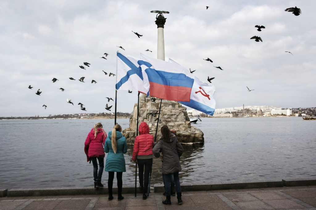 Еще более украинский Крым