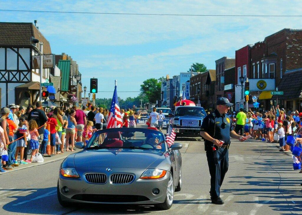 Парад 4-го июля