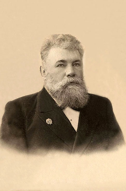 М.а. Павлов, купец