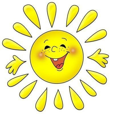 Открытки. Солнце радуется3 мая День Солнца!