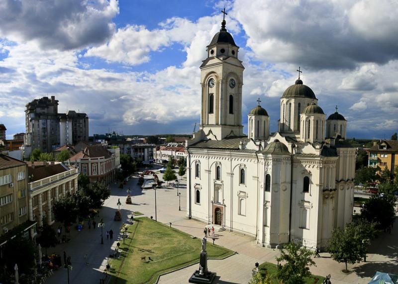Главная церковь Смедереов