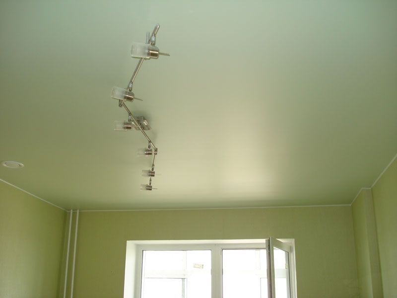 Потолок в интерьере