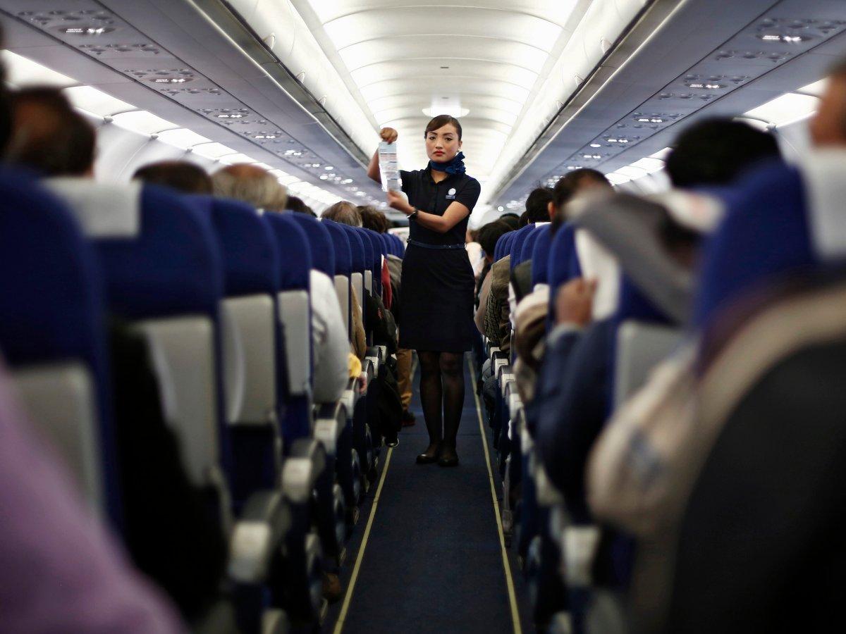 Большинство авиакатастроф происходит в первые три минуты после взлета и в течение восьми минут до по