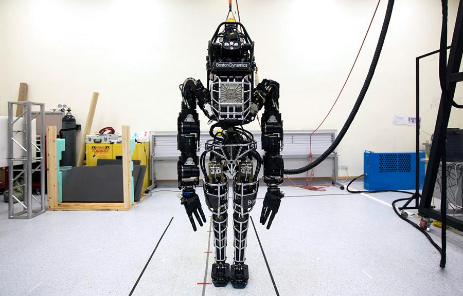Жизнь роботов