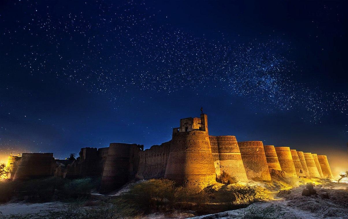Несколько древних архитектурных чудес, спрятанных на нашей планете (6 фото)