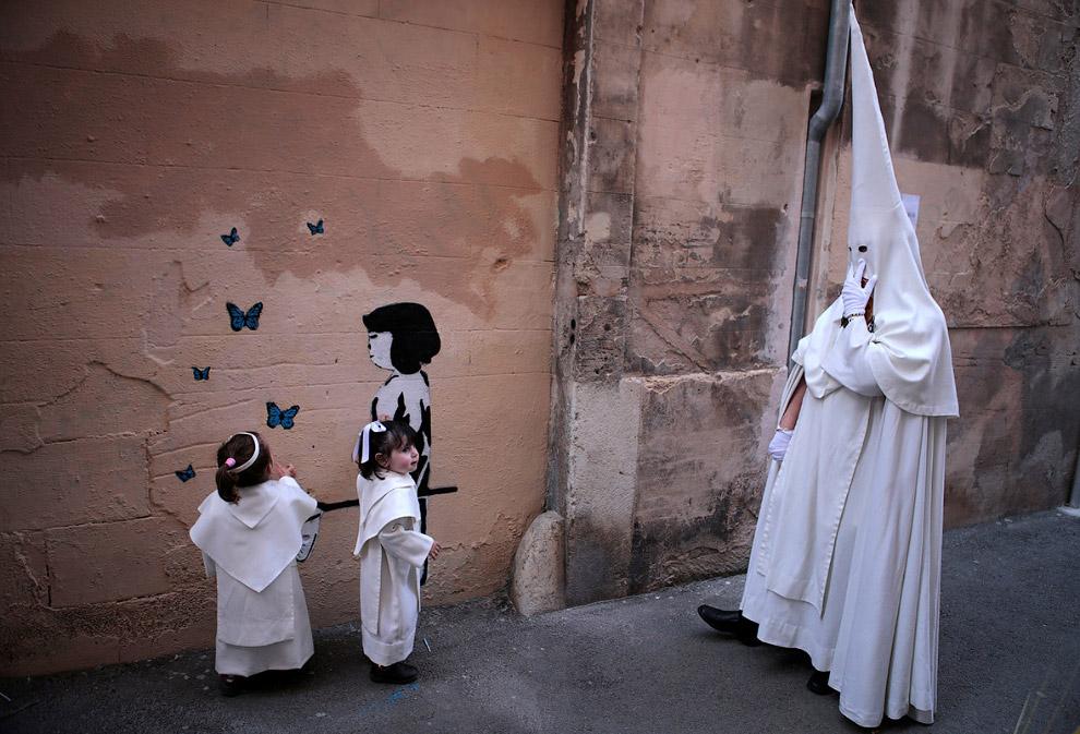 Страстная неделя в Севилье — самая красивая. Здесь самое большое количество братств. Члены братства