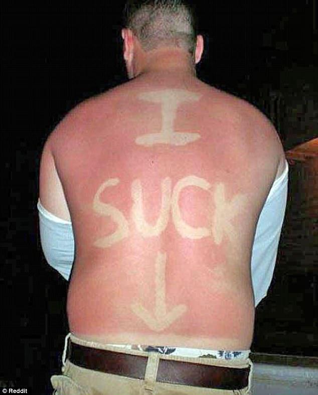Если ваши друзья тоже способны сделать на вашем теле неприличную надпись — лучше не засыпайте в их п