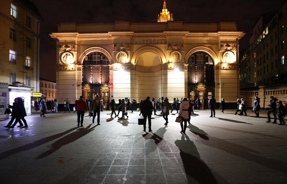 Самые первые предложения по созданию метро в Москве появились ещё в 1875 году, когда возникла и
