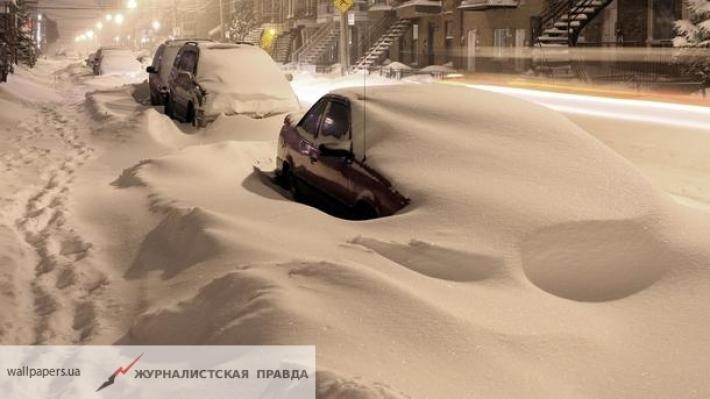 Работники МЧС предупредили жителей столицы обаномальных морозах вближайшие дни