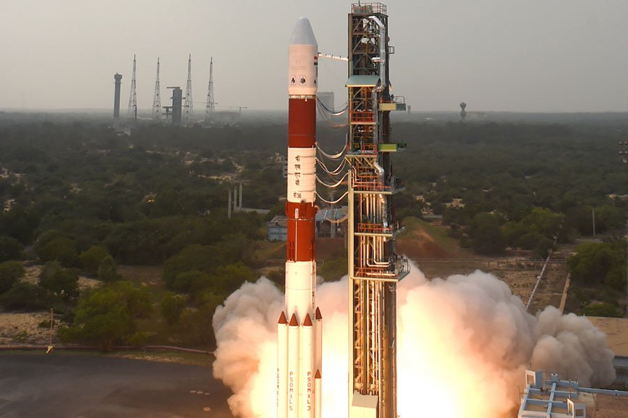 Индия запустит наорбиту 104 спутника одновременно