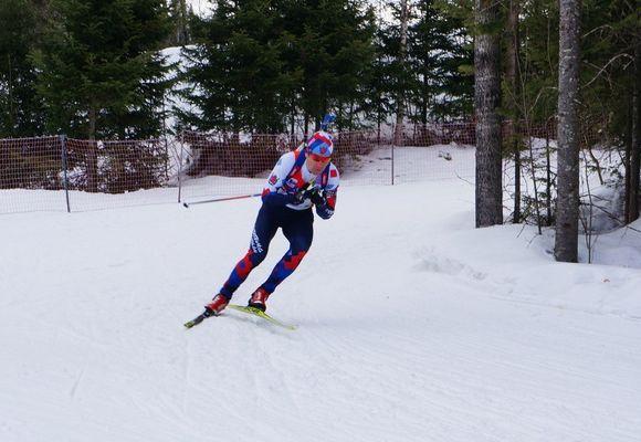 Екатеринбурженка Светлана Миронова взяла золото чемпионата РФ побиатлону