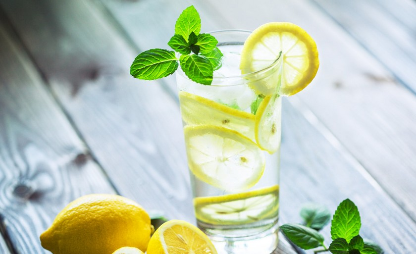 Сейчас вкусом лимонада можно поделиться через интернет