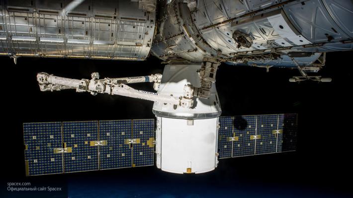 Космическое судно SpaceX Dragon удачно возвратилось сМКС