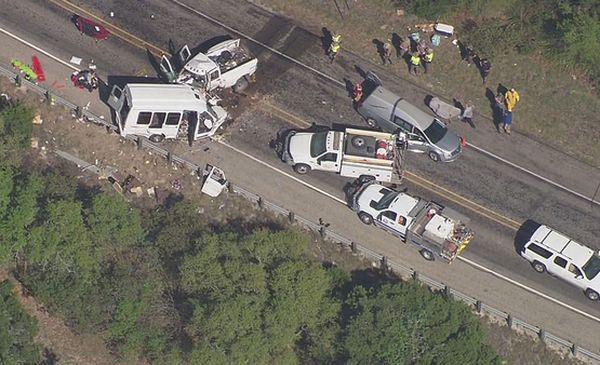 Вштате Техас в ужасной трагедии погибли 12 прихожан