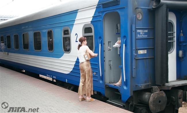 «Укрзализныця» запускает новый поезд из столицы Украины вЗакарпатье