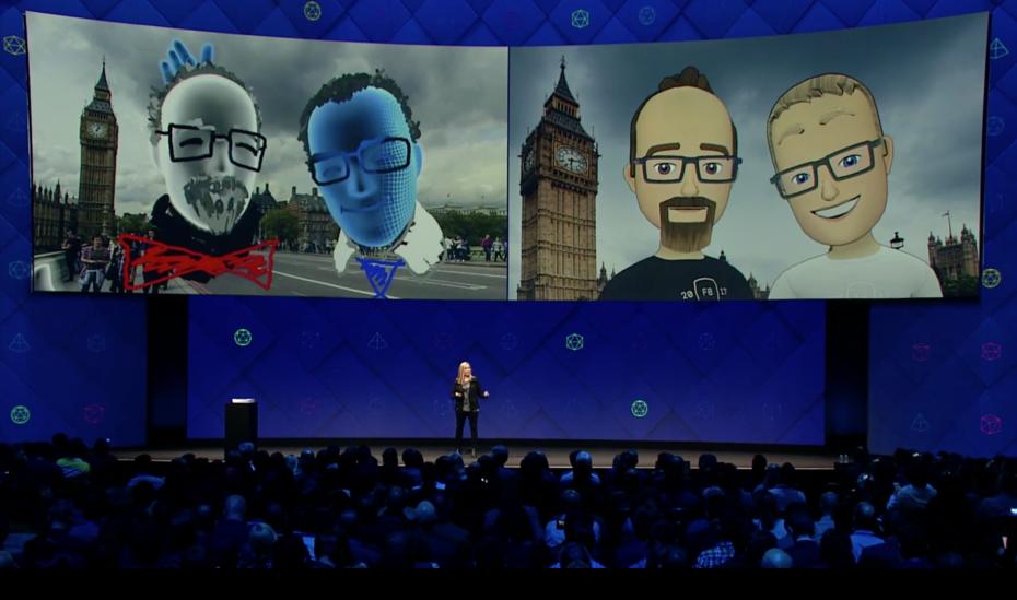 Социальная сеть Facebook представила 360-градусные камеры Surround 360