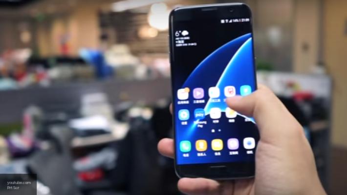 Самсунг удерживает поставки Galaxy S8