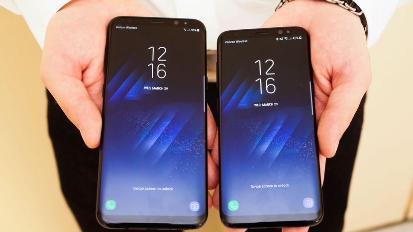 Себестоимость Самсунг Galaxy S8 выше, чем уApple iPhone 7 Plus