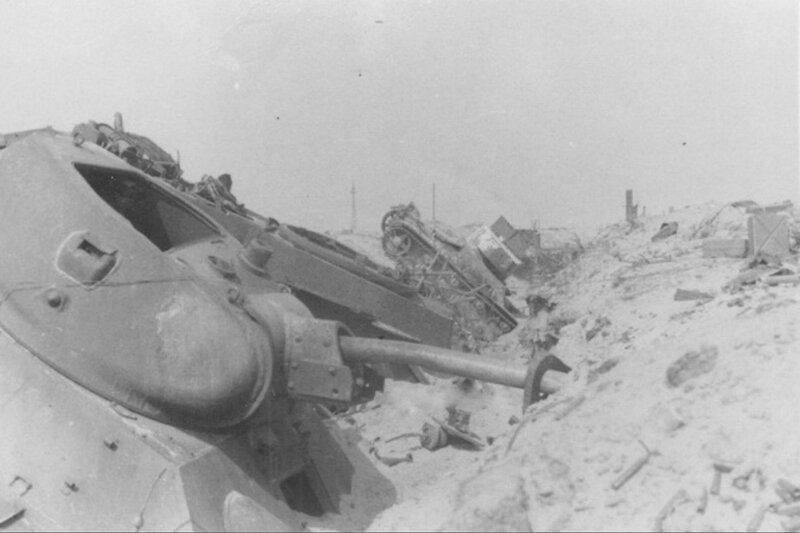 Германия - leningrad front.