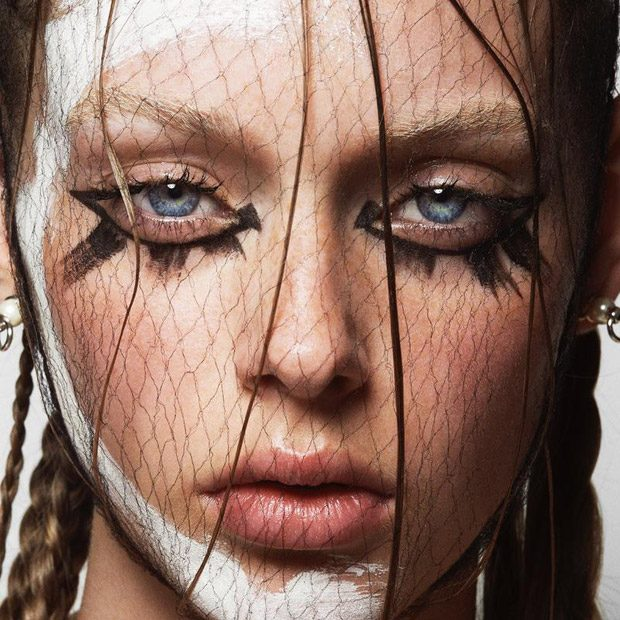 Lauren de Graaf in Body Language for Mixte Magazine Winter 2016 Issue