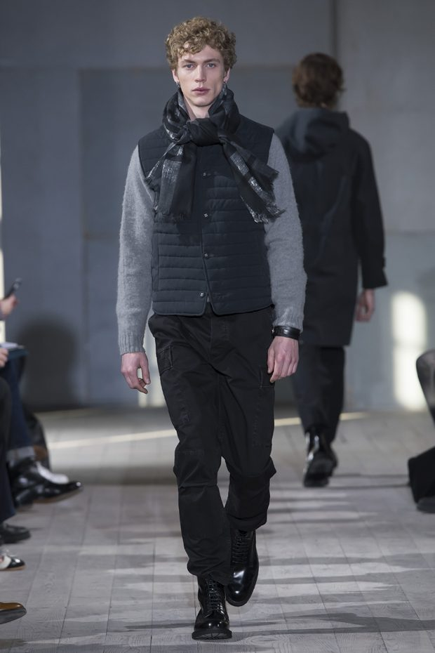 #PFW Officine Generale Fall Winter 2017.18 Collection