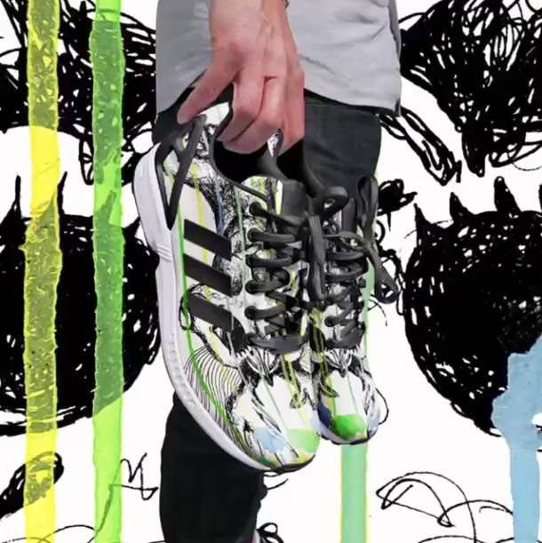 Adidas will soon let you customize your shoes with photos!
