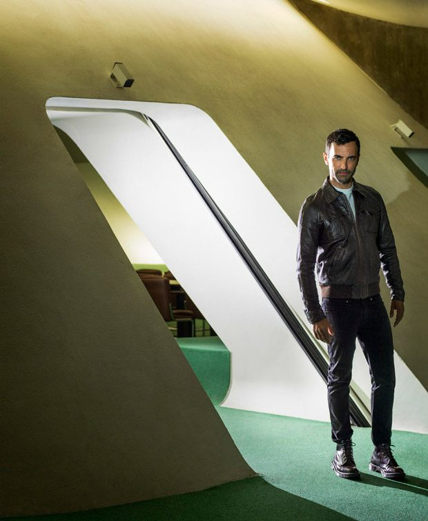 The World of Nicolas Ghesquiere by Vincent Fournier for Harper's Bazaar US